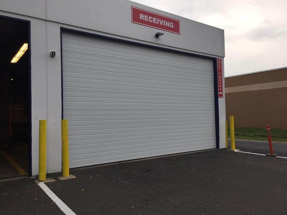 Commercial Garage Door in Stratford