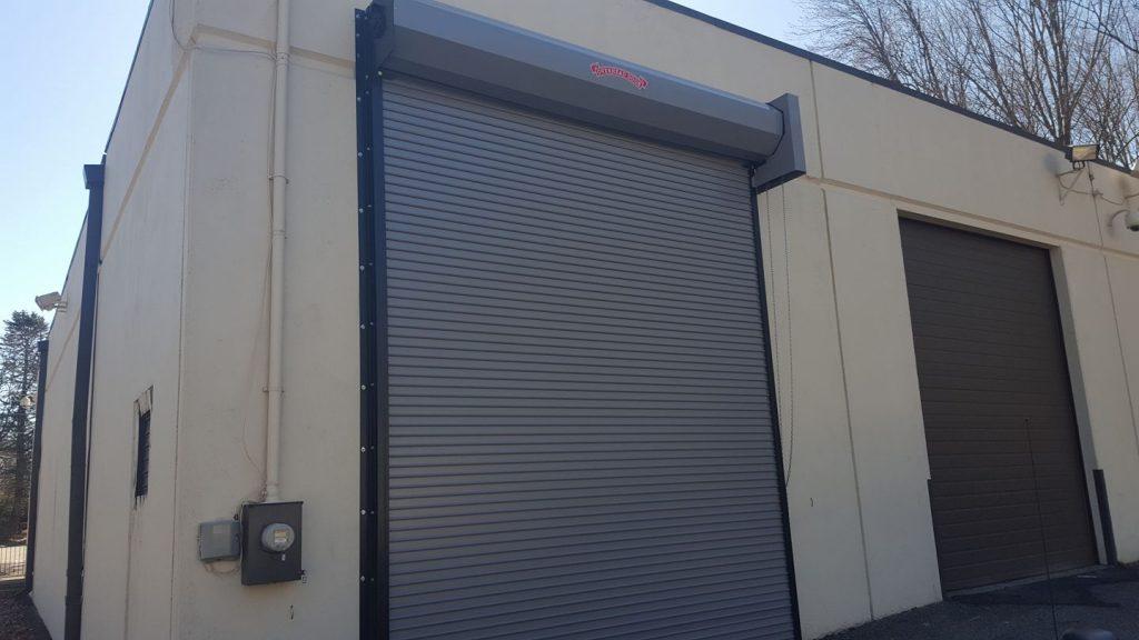 620 series overhead door, rolling steel