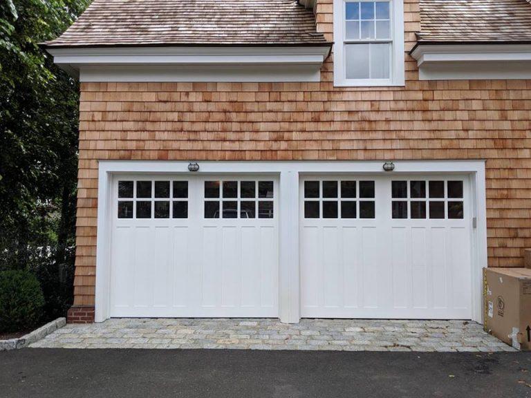 Roaring 20s Garage Door