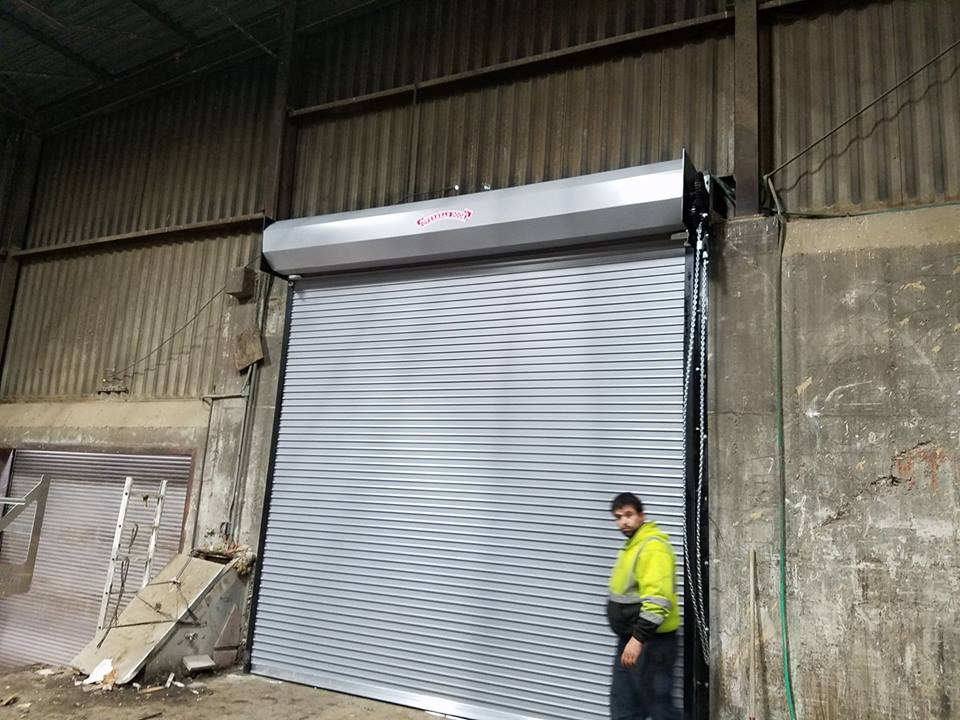 Rolling Steel Overhead Door