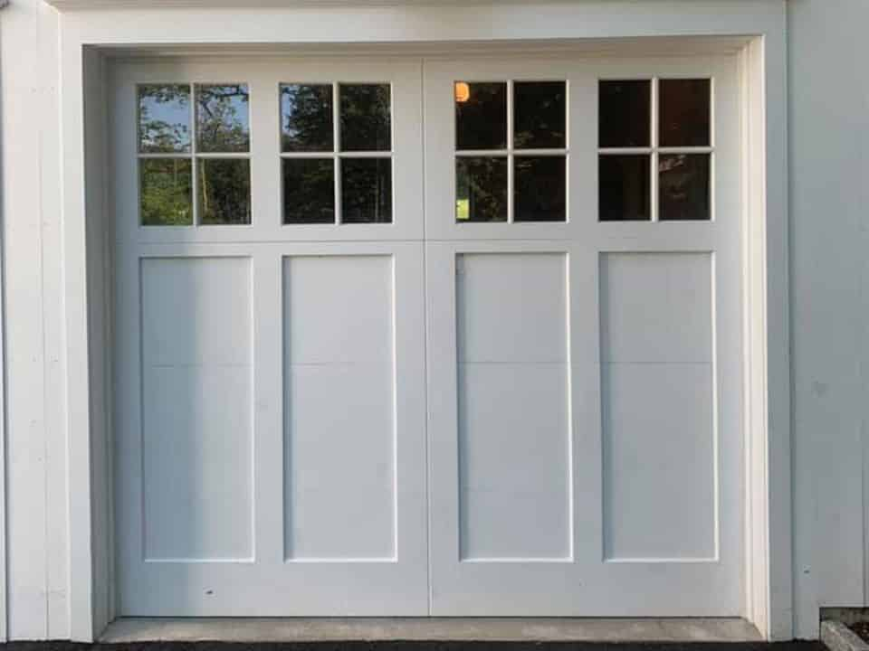 Overhead Wood Doors
